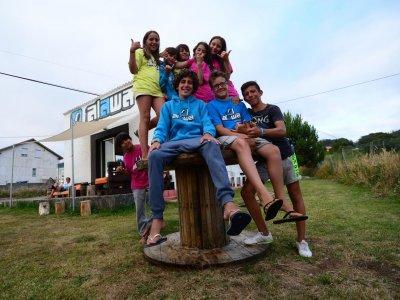 Alawa Surf Camp Campamentos de Surf