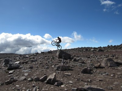 Endless Adventure North East  Mountain Biking