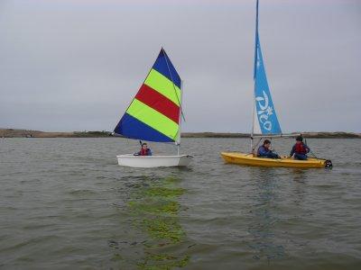 Crosby Lakeside Adventure Centre Sailing