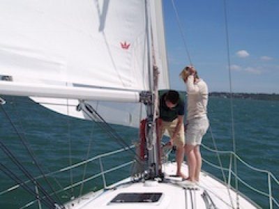 Stormforce Coaching Yacht Charter