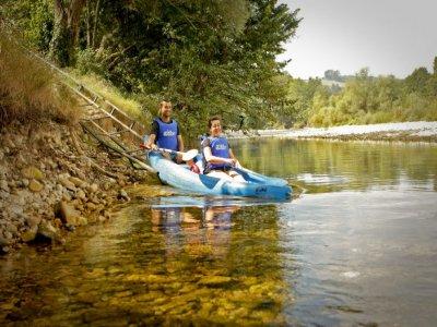 River Sella Canoe Descent 4 hours