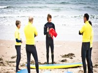Surf briefing