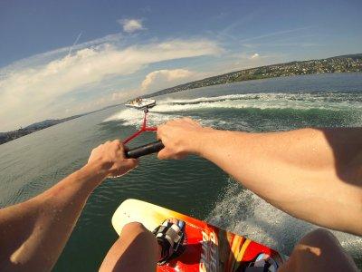 Wakeboarding Manga del Mar Menor, 20 min