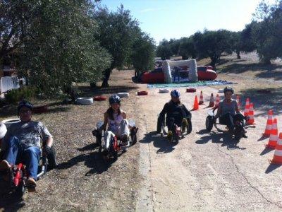 Team building multiadventure in Los Yébenes