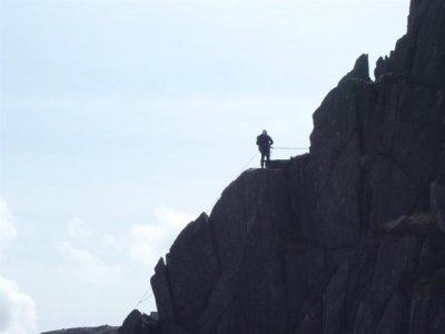 Snowdonia Expeditions Abseiling