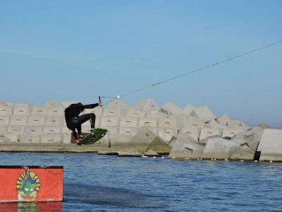 BCP Barcelona Cable Park Wakeboard