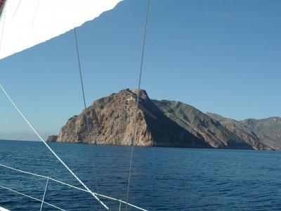 Adventure navigation Cabo de Gata and Cartagena