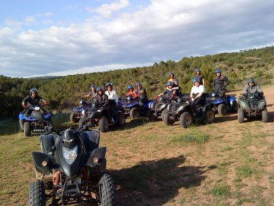 Multiadventure weekend (7) in Alto Tajo