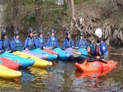 Black Mountain Activities Kayaking