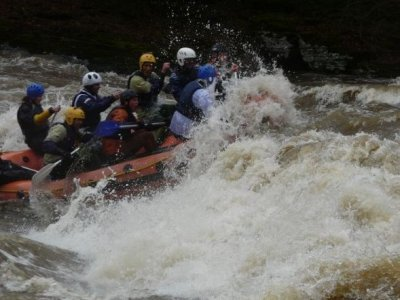 Black Mountain Activities Rafting