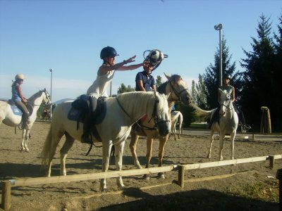 Day Horse Riding camp, 7 days, Añézcar