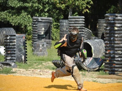 Paintball and Multigames Pack in Madrid
