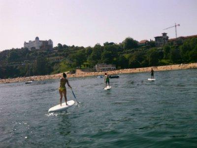 Club Náutico La Horadada Paddle Surf