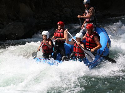 Rafting in Silla, Adults Rate, 2 Hours