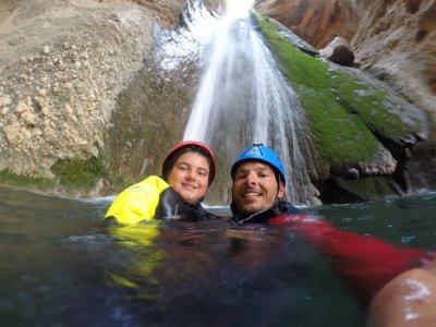 Kayaking Route and Canyoning. Ebro Delta