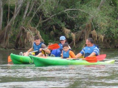 2h Kayaking Trip for Children, Ebro or Alfacs Bay