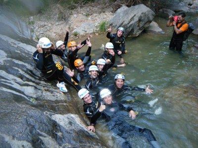 Canyoning in Montanejos, half-day, free photos