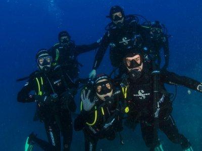PADI Advanced Open Water Diver in Roquetas de Mar
