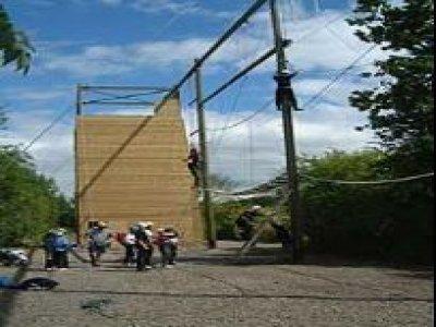 Black Mountain Activities Canopy