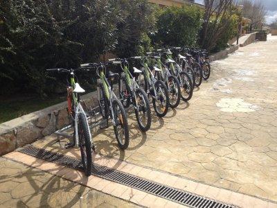 Bike rent in El Escorial, 3 hours