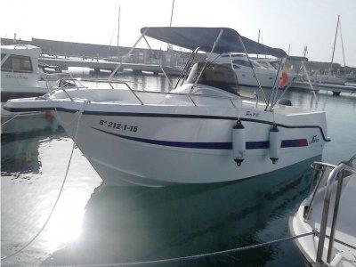 Boat Trip Shiren CC27 for 4 Hours, Almería