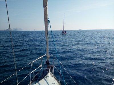 8-h Trip with/without skipper Garrucha Coast