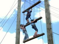 High Ropes Course at Danbury