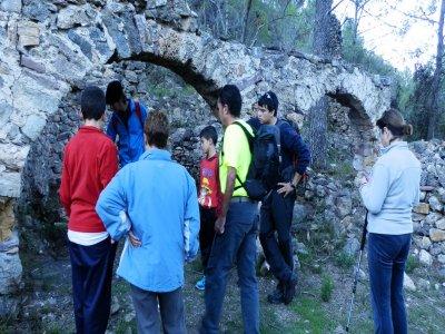 Interpretative hiking level 1 in Sierra Espadán