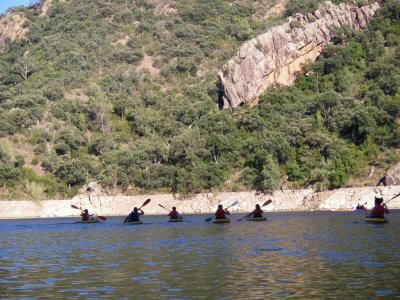 Introductory kayaking course, level 2, Benitandús