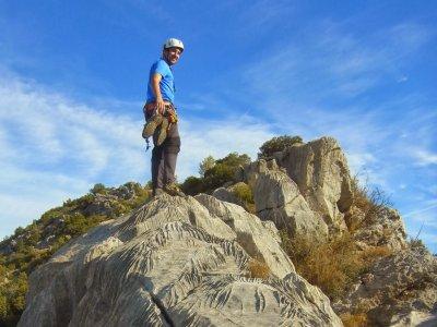 Interpretative hiking Level 3 in Sierra Espadan