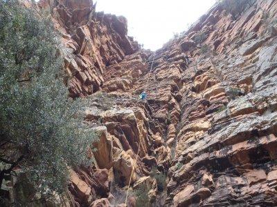 Dry Canyoning Level 3, Sierra Espadán