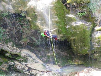 Water canyoning level 3, Sierra de Espadán