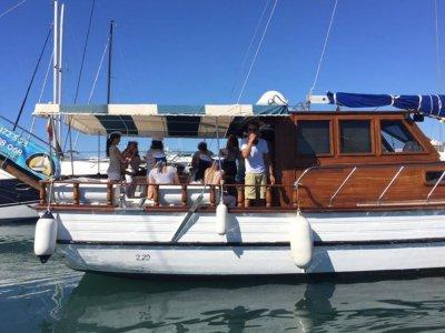 Schooner boat trip from Marbella harbor 3 h