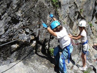 Multi Adventure Camp in Canfranc, 9 Days