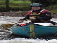 Experience canoeing in white water conditions