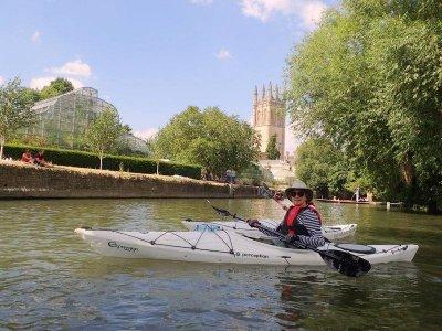 Oxford Kayak Tours