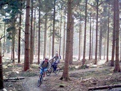 Inspire2Adventure Mountain Biking
