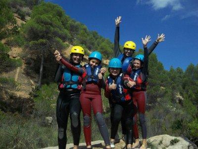 Multiadventure 2 night accommodation in El Júcar