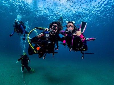 Diving in the Cabo de Gata National Park