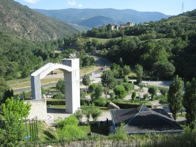 Adventure camp in a lodge of Rialp, 12 days