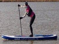Paddle training