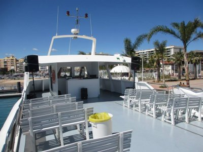 June offer:yatch, free-drink-bar and dinner,Gandía