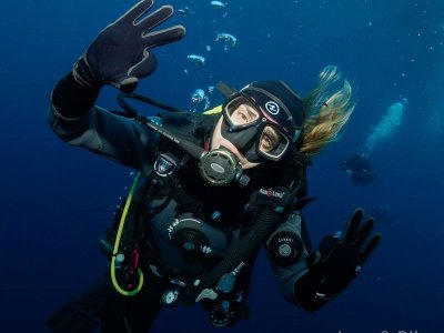 Diving baptism, up to 19.69 feet (6m), La Manga