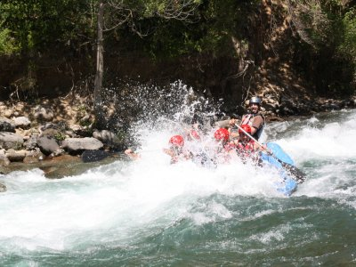 Rafting, 1 day, special team building