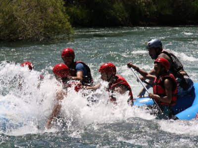 Rafting and Riverboarding for stag parties
