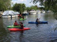 let's go canoeing