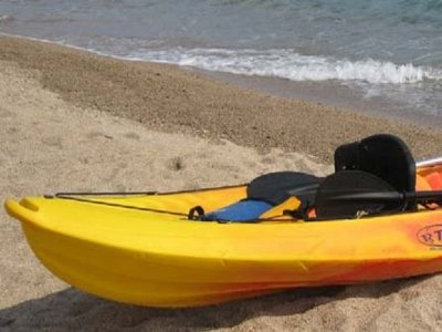 Individual Kayak Rental in Playa Mogán or Taurito