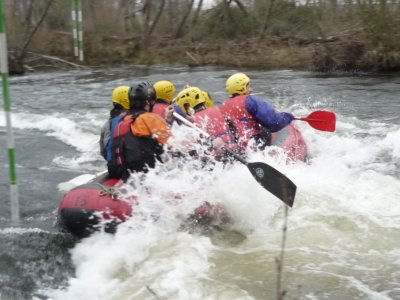 Rafting & Zip-Line + Night in a Country House