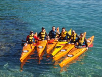 1 hour kayak rent in Marbella