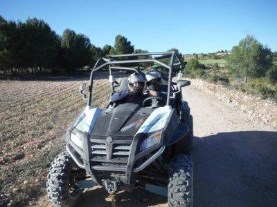 2-Seater Buggy route in Alcalá de Júcar Kids Fee